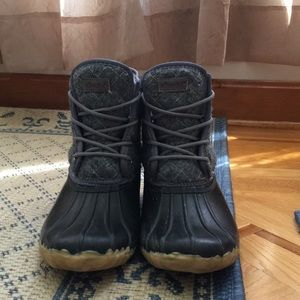 Insulated Duck Boots